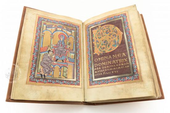 Parma Ildefonsus, Ms. Parm. 1650 - Biblioteca Palatina (Parma, Italy) − photo 1