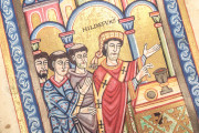 Parma Ildefonsus, Ms. Parm. 1650 - Biblioteca Palatina (Parma, Italy) − photo 3