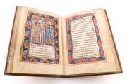 Parma Ildefonsus, Ms. Parm. 1650 - Biblioteca Palatina (Parma, Italy) − photo 21