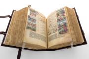 Rothschild Miscellany, Jerusalem, Israel Museum, Ms. 180/51 − Photo 3