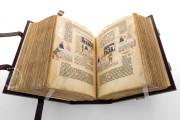 Rothschild Miscellany, Jerusalem, Israel Museum, Ms. 180/51 − Photo 4