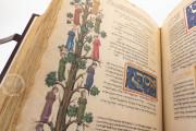 Rothschild Miscellany, Jerusalem, Israel Museum, Ms. 180/51 − Photo 6