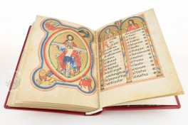 Landgrave Psalter Facsimile Edition