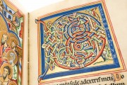 Landgrave Psalter, Stuttgart, Württembergische Landesbibliothek, HB II 24 − Photo 3