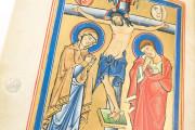 Landgrave Psalter, Stuttgart, Württembergische Landesbibliothek, HB II 24 − Photo 16