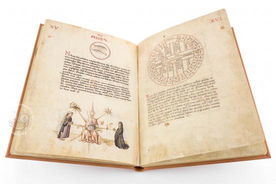 Liber Physiognomiae, Modena, Biblioteca Estense Universitaria, Ms. Lat. 697 = α.W.8.20 − Photo 1