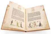 Liber Physiognomiae, Modena, Biblioteca Estense Universitaria, Ms. Lat. 697 = α.W.8.20 − Photo 5