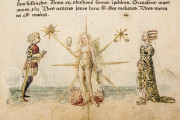 Liber Physiognomiae, Modena, Biblioteca Estense Universitaria, Ms. Lat. 697 = α.W.8.20 − Photo 6