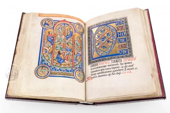 Berthold Sacramentary, New York, The Morgan Library & Museum, Ms M. 710 − Photo 1
