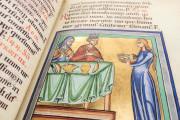 Berthold Sacramentary, New York, The Morgan Library & Museum, Ms M. 710 − Photo 3