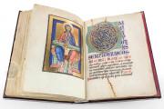 Berthold Sacramentary, New York, The Morgan Library & Museum, Ms M. 710 − Photo 5