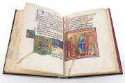 Berthold Sacramentary, New York, The Morgan Library & Museum, Ms M. 710 − Photo 13