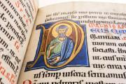 Berthold Sacramentary, New York, The Morgan Library & Museum, Ms M. 710 − Photo 24