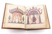 Codex Etschmiadzin, Cod. 2374 - Mesrop Mashtots Institute of Ancient Manuscripts (Matenadaran) (Yerevan, Armenia), The Luxury Edition features the reproduction of the original ivory cover