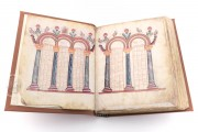 Codex Etschmiadzin, Cod. 2374 - Mesrop Mashtots Institute of Ancient Manuscripts (Matenadaran) (Yerevan, Armenia), The Normal Edition features a hand made leather cover