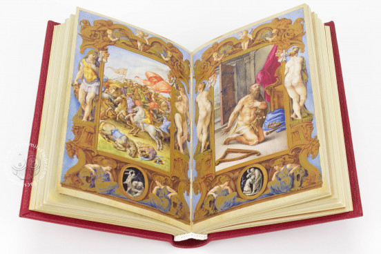 Das Farnese Stundenbuch, Ms. M. 69 - Morgan Library & Museum (New York, USA) − photo 1