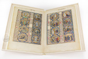 Bible of Saint Louis, New York, The Morgan Library & Museum, Ms M. 240 Toledo, Santa Iglesia Catedral Primada, The ADEVA Normal Edition reproduces the fragment of 8 folios bound in a so parchment-like paper binding