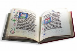 Textbook for Emperor Maximilian Facsimile Edition