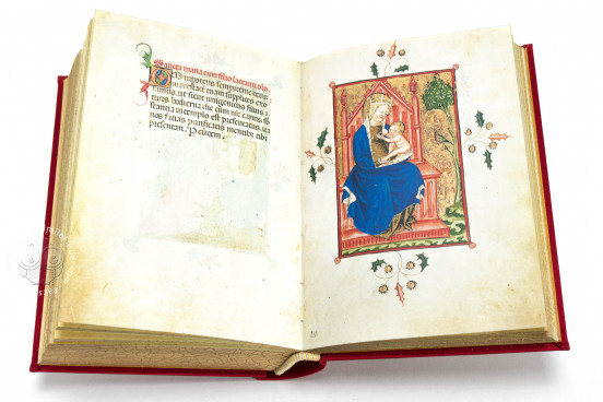Master of Modena Hours, Modena, Biblioteca Estense Universitaria, Ms. Lat. 842 = alfa.R.7.3 − Photo 1