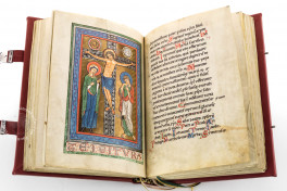 Hainricus Missal Facsimile Edition