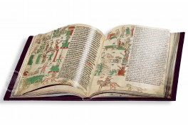 Heidelberg Mirror of Saxony Facsimile Edition