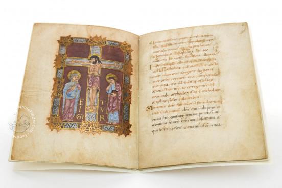Sacramentary of Beauvais, Ms. Ludwig V 1 - Getty Museum (Los Angeles, USA) − photo 1