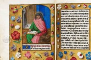 Hours of Joanna I of Castile, Joanna the Mad, London, British Library, Add. Ms. 35313 − Photo 3