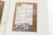 Golf Book (Book of Hours), London, British Library, Add. Ms. 24098 − Photo 18