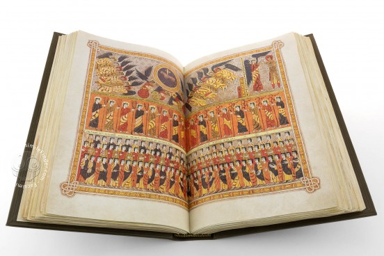 Beatus of Liébana - Silos Codex, London, British Library, Add. Ms 11695 − Photo 1