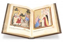 Bible moralisée of Naples Facsimile Edition