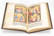Bible moralisée of Naples, Ms. Français 9561 - Bibliothèque Nationale de France (Paris, France) − photo 8