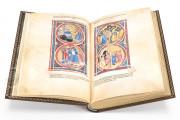 Bible moralisée of Naples, Ms. Français 9561 - Bibliothèque Nationale de France (Paris, France) − photo 10