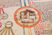 Genealogy of Christ, Rome, Biblioteca Casanatense, Ms. 4254 − Photo 9