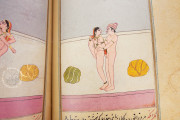 Ladhdhat al-nisâ (The pleasures of women), Paris, Bibliothèque Nationale de France, Suppl. persan 1804 − Photo 3