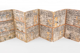 Codex Tro-Cortesianus (Codex Madrid) Facsimile Edition