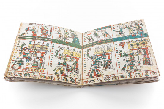 Codex Fejérváry-Mayer, Museum of the City (Liverpool, United Kingdom) − photo 1