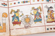 Codex Fejérváry-Mayer, Museum of the City (Liverpool, United Kingdom) − photo 6