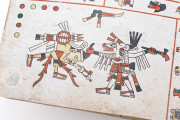 Codex Fejérváry-Mayer, Museum of the City (Liverpool, United Kingdom) − photo 18