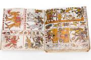 Codex Borgia, Cod. Vat. mess. 1 - Biblioteca Apostolica Vaticana (Vatican City, State of the Vatican City), Codex Borgia, Adeva facsimile edition