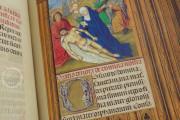 La Flora - Book of Hours, Naples, Biblioteca Nazionale Vittorio Emanuele III, Ms. I.B.51 − Photo 27