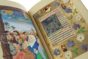 La Flora - Book of Hours, Naples, Biblioteca Nazionale Vittorio Emanuele III, Ms. I.B.51 − Photo 35
