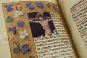 La Flora - Book of Hours, Naples, Biblioteca Nazionale Vittorio Emanuele III, Ms. I.B.51 − Photo 37