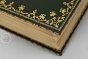 La Flora - Book of Hours, Naples, Biblioteca Nazionale Vittorio Emanuele III, Ms. I.B.51 − Photo 39