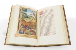 Les Triomphes de Petrarque Facsimile Edition