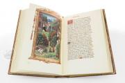 Les Triomphes de Petrarque, Vienna, Österreichische Nationalbibliothek, Cod. 2581 − Photo 5