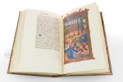 Les Triomphes de Petrarque, Vienna, Österreichische Nationalbibliothek, Cod. 2581 − Photo 6