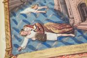 Les Triomphes de Petrarque, Vienna, Österreichische Nationalbibliothek, Cod. 2581 − Photo 7