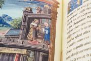 Les Triomphes de Petrarque, Vienna, Österreichische Nationalbibliothek, Cod. 2581 − Photo 8