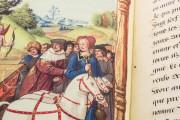 Les Triomphes de Petrarque, Vienna, Österreichische Nationalbibliothek, Cod. 2581 − Photo 9