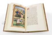Les Triomphes de Petrarque, Vienna, Österreichische Nationalbibliothek, Cod. 2581 − Photo 10